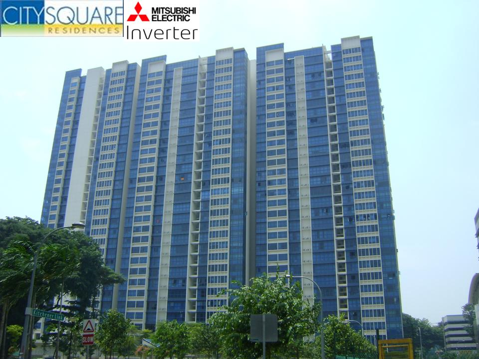 City Square Residences